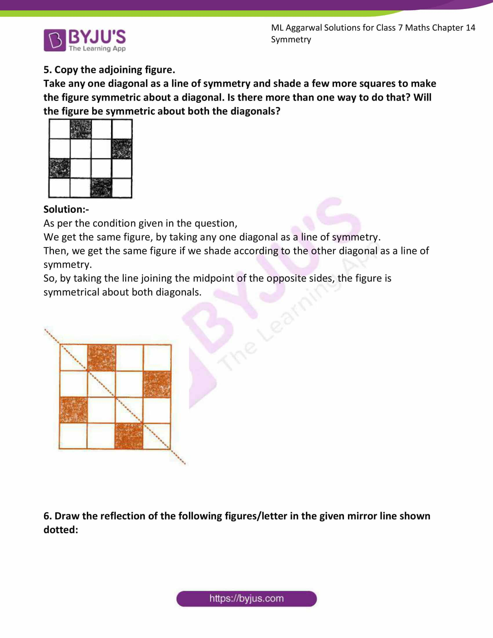 ml aggarwal solutions for class 7 maths chapter 14 4