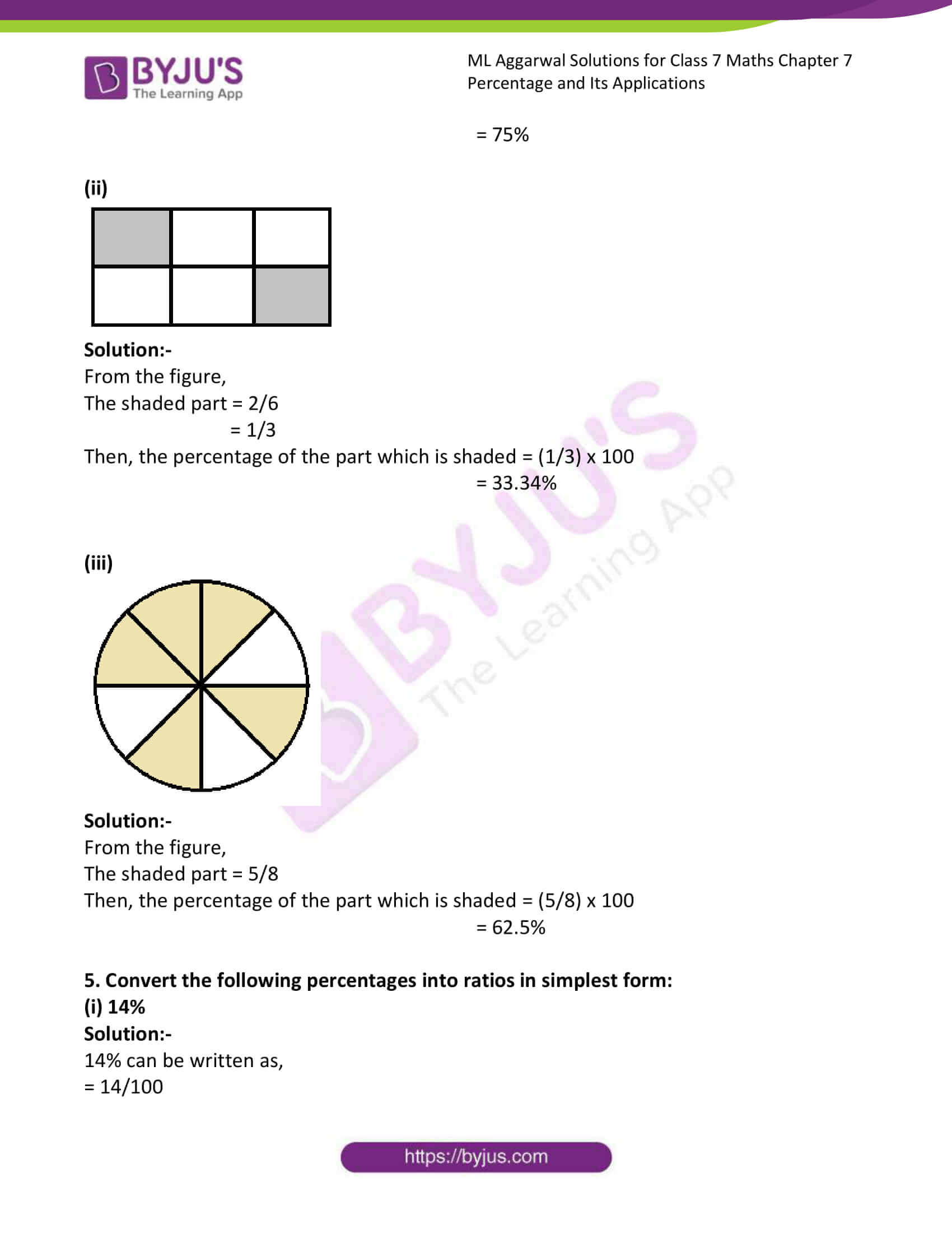 ml aggarwal solutions for class 7 maths chapter 7 5