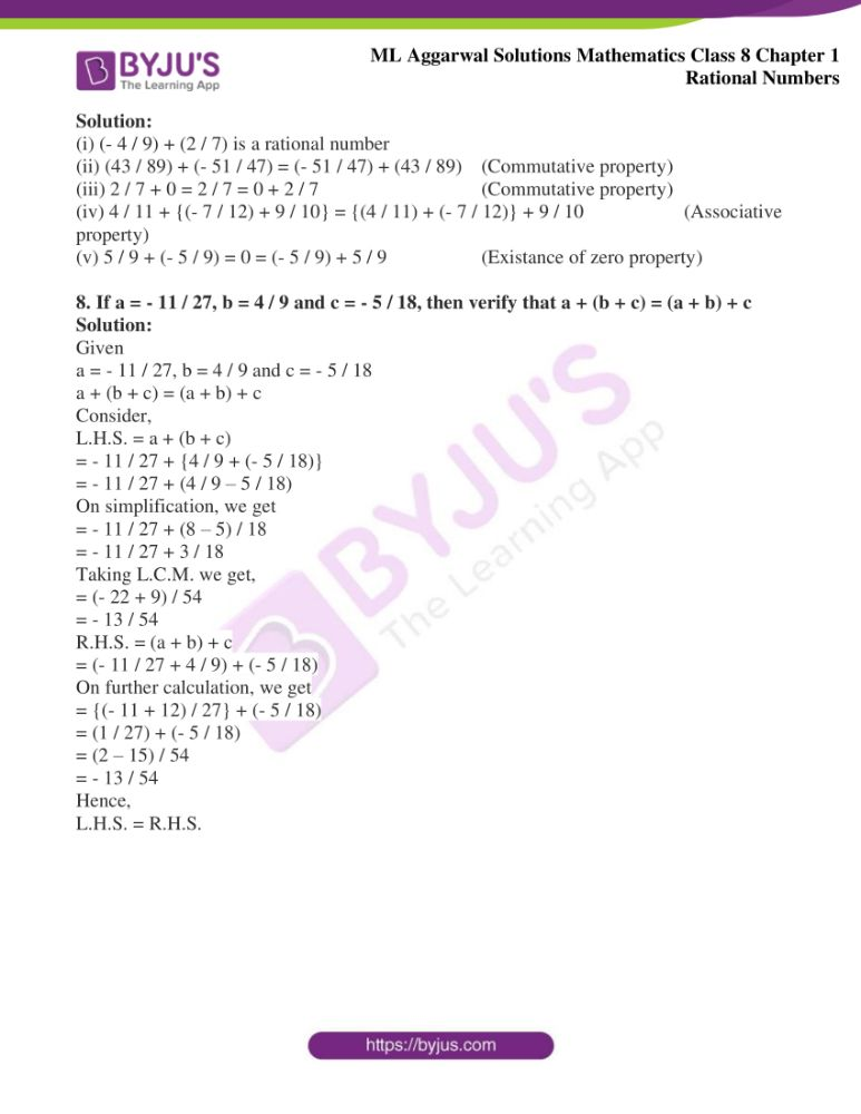 ml aggarwal solutions for class 8 maths chapter 1 06
