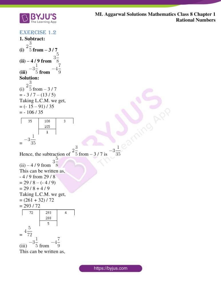 ml aggarwal solutions for class 8 maths chapter 1 07
