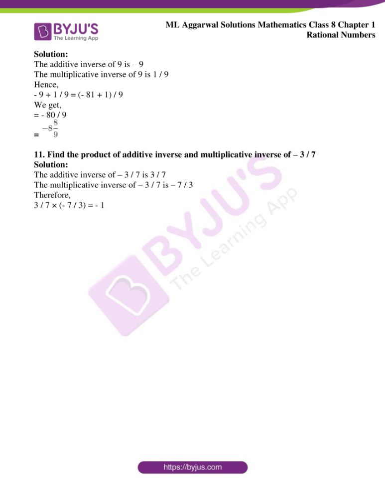 ml aggarwal solutions for class 8 maths chapter 1 19