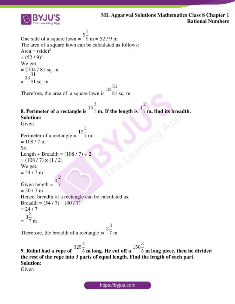 ml aggarwal solutions for class 8 maths chapter 1 32