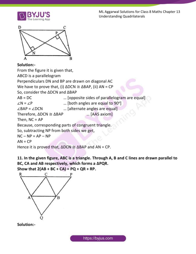 ml aggarwal solutions for class 8 maths chapter 13 30