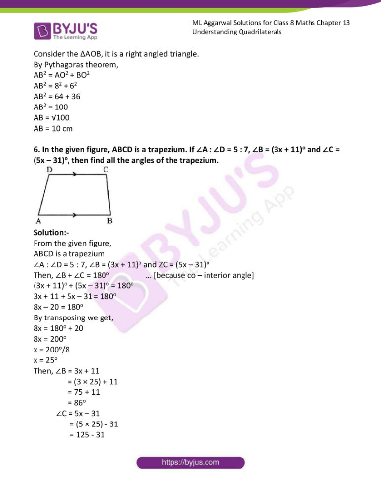 ml aggarwal solutions for class 8 maths chapter 13 34