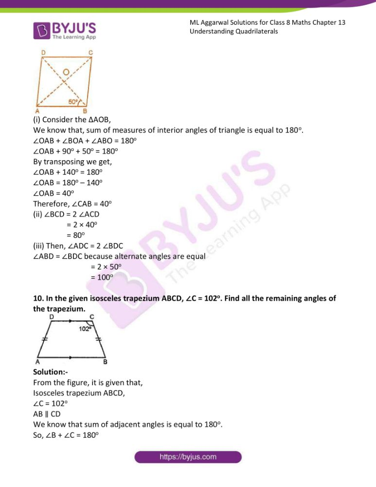 ml aggarwal solutions for class 8 maths chapter 13 38