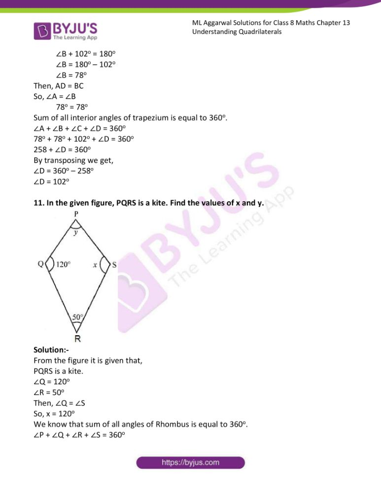 ml aggarwal solutions for class 8 maths chapter 13 39