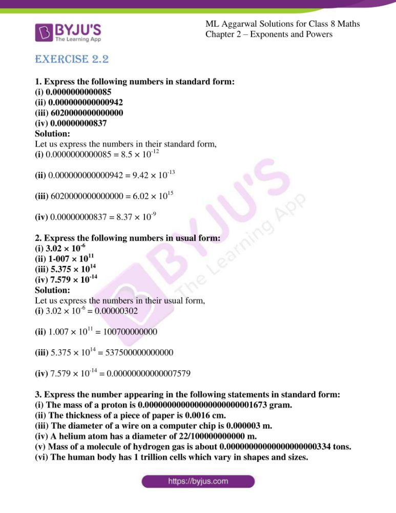 ml aggarwal solutions for class 8 maths chapter 2 11