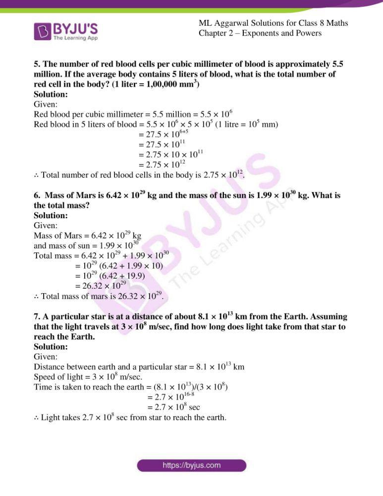 ml aggarwal solutions for class 8 maths chapter 2 14