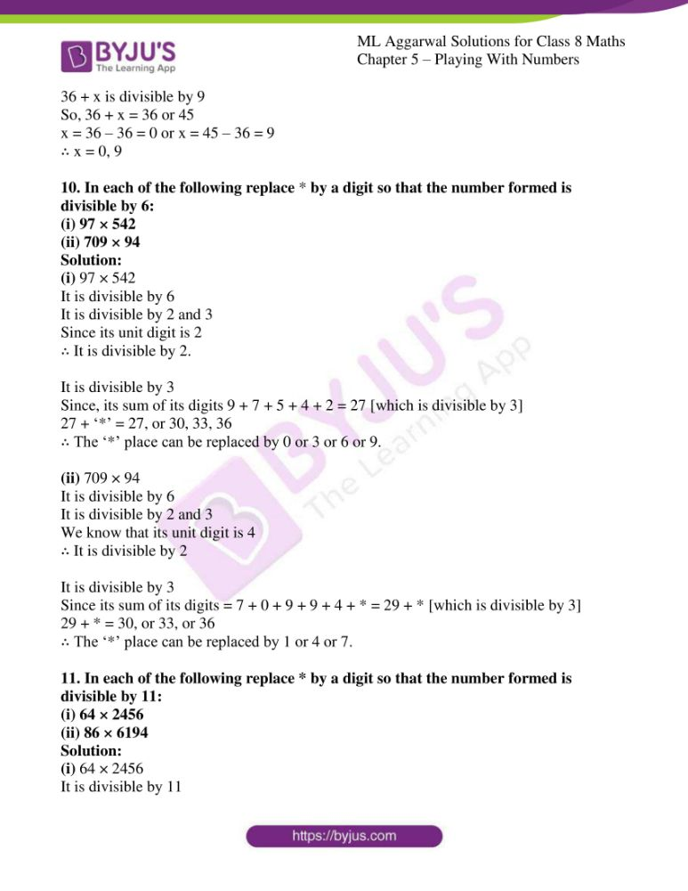 ml aggarwal solutions for class 8 maths chapter 5 19