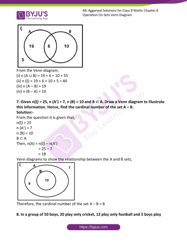 ml aggarwal solutions for class 8 maths chapter 6 20