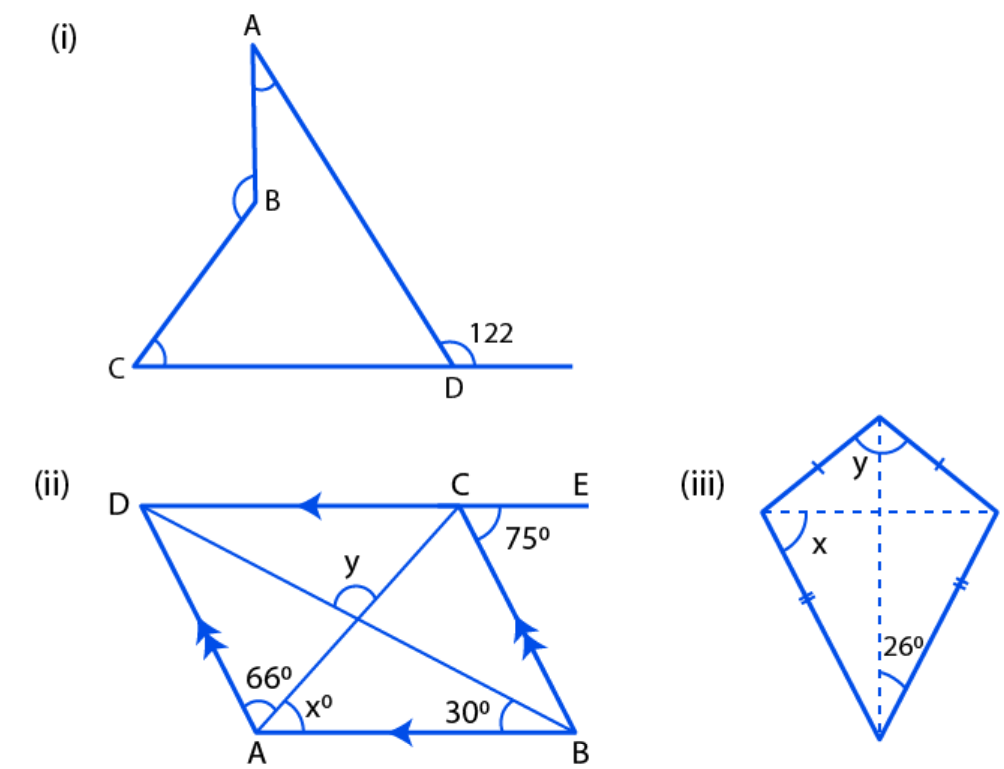 ML Aggarwal Solutions for Class 9 Chapter 13 - 53