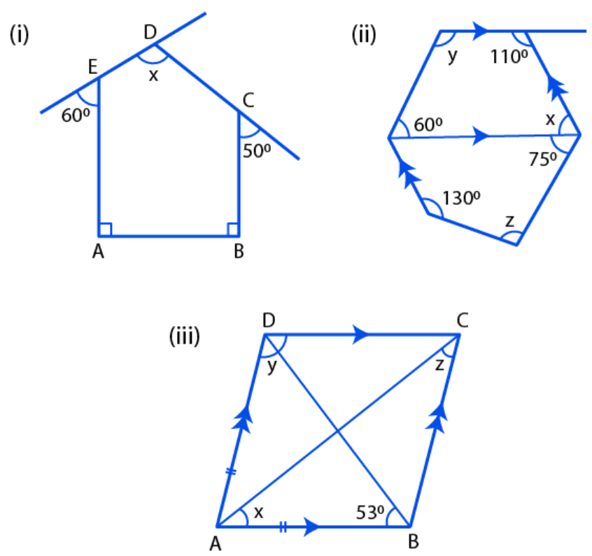 ML Aggarwal Solutions for Class 9 Chapter 13 - 54