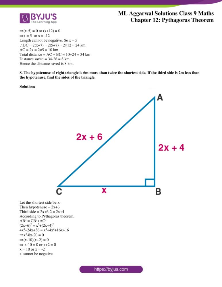 ml aggarwal solutions for class 9 maths chapter 12 07