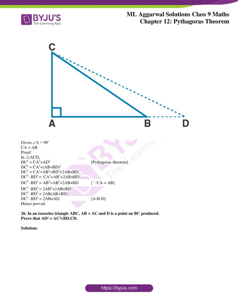 ml aggarwal solutions for class 9 maths chapter 12 29