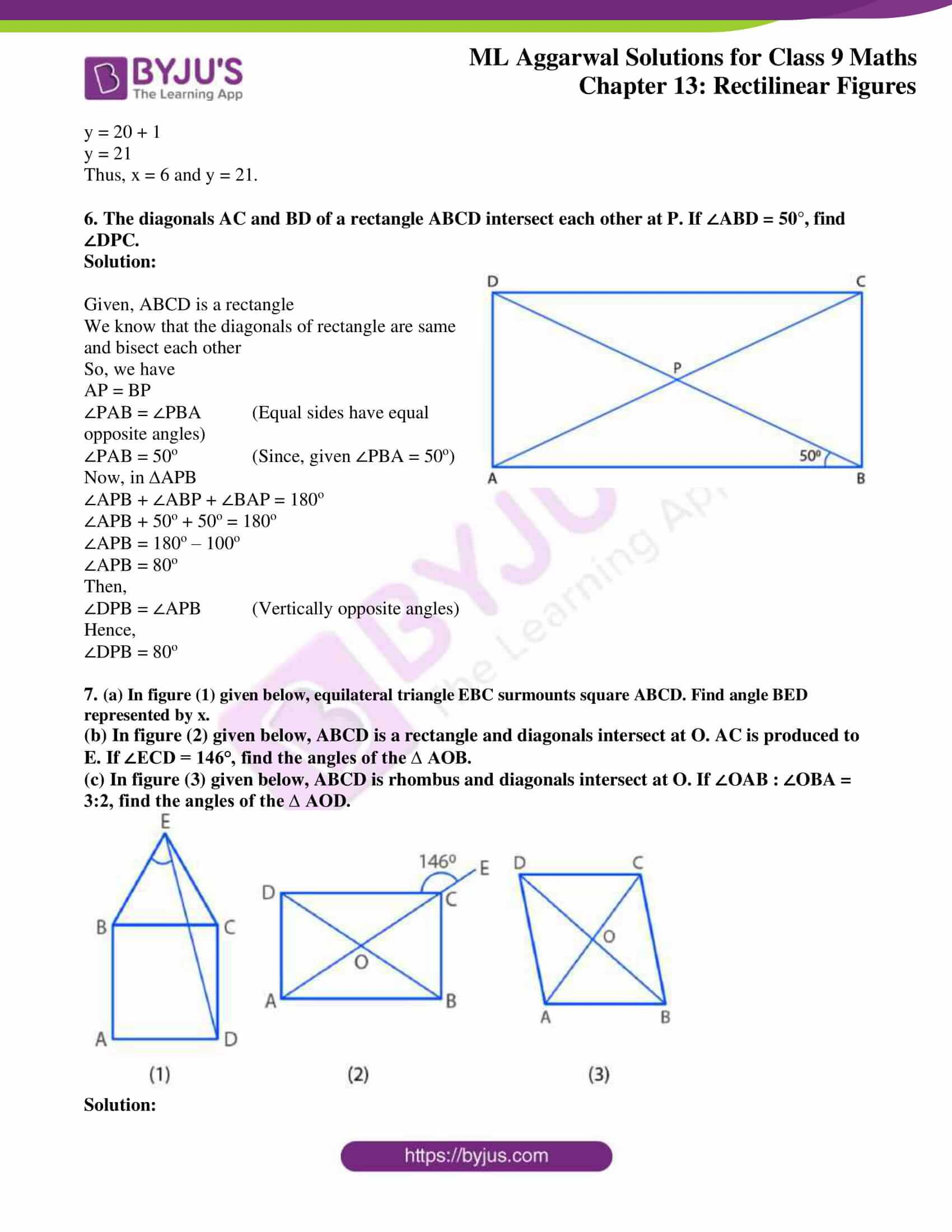 ml aggarwal solutions for class 9 maths chapter 13 05