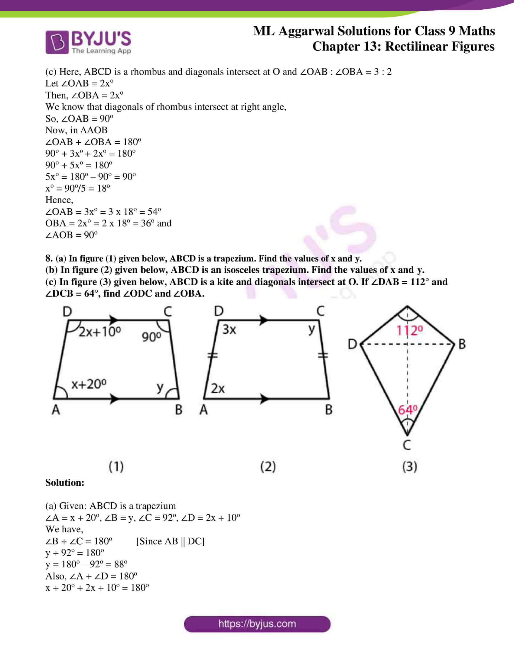 ml aggarwal solutions for class 9 maths chapter 13 07
