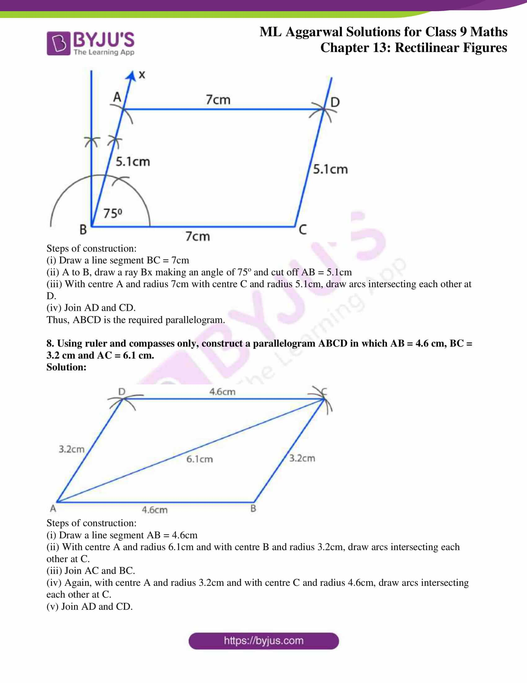 ml aggarwal solutions for class 9 maths chapter 13 28