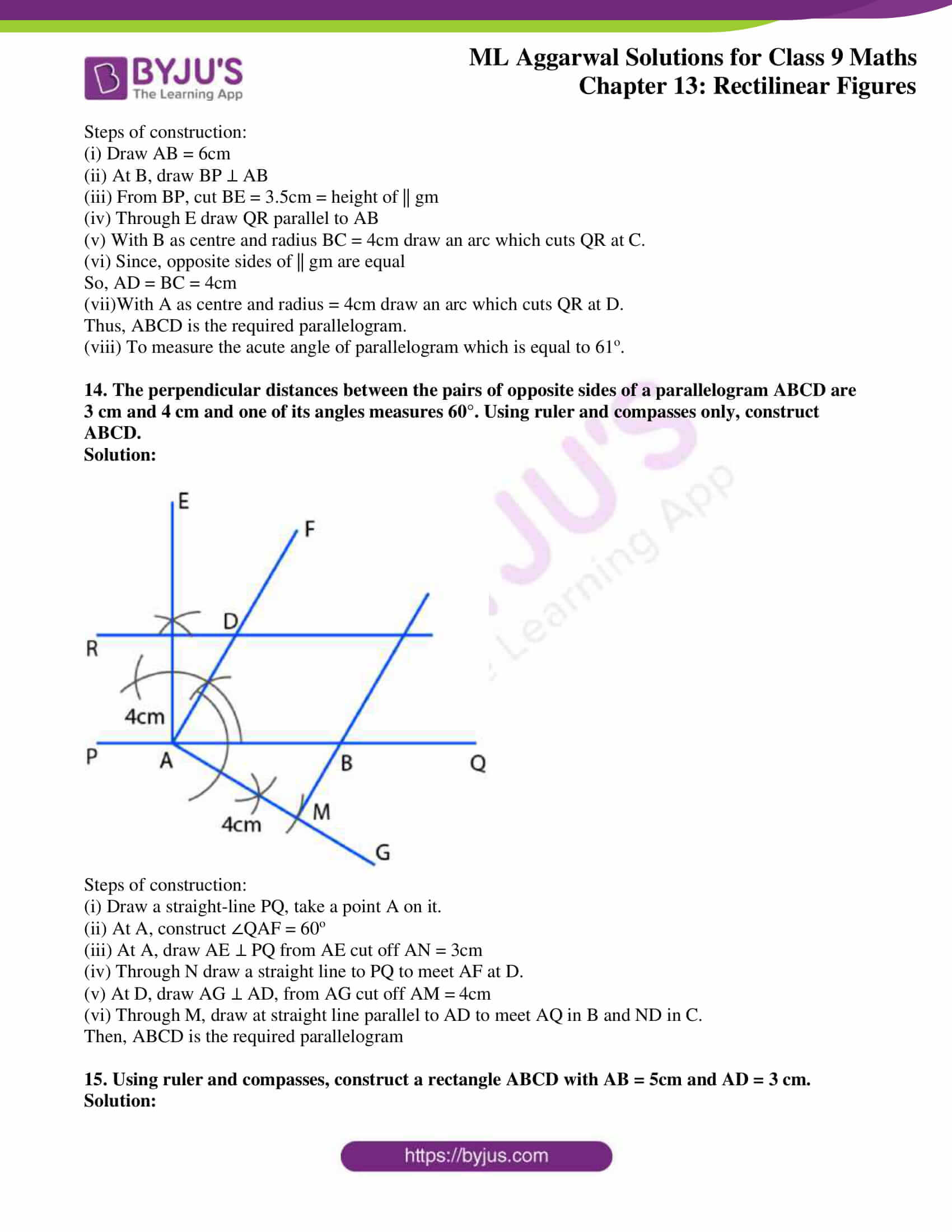 ml aggarwal solutions for class 9 maths chapter 13 32