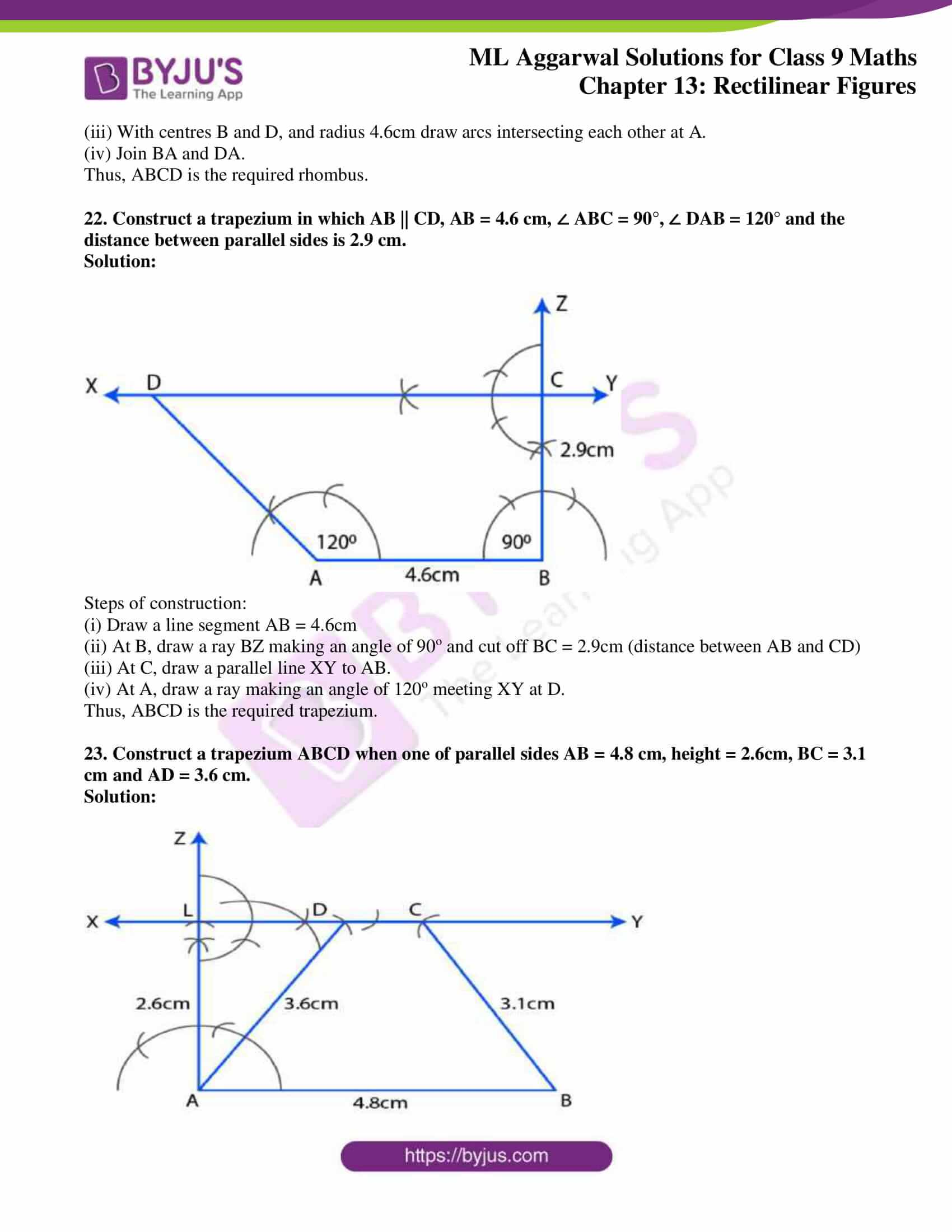ml aggarwal solutions for class 9 maths chapter 13 37