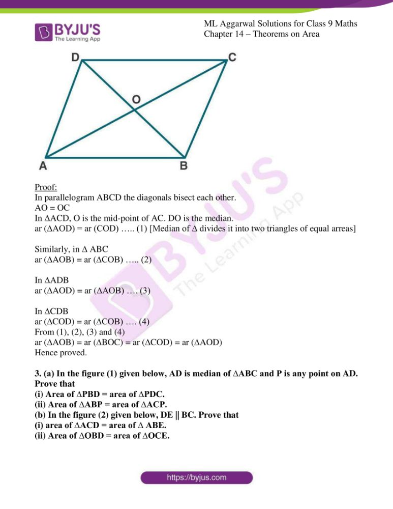 ml aggarwal solutions for class 9 maths chapter 14 02