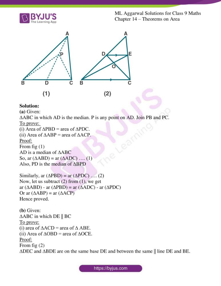 ml aggarwal solutions for class 9 maths chapter 14 03