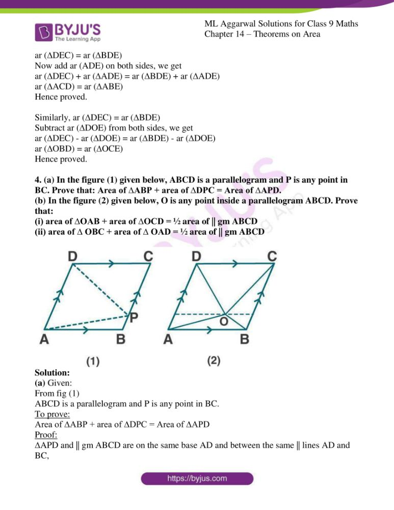 ml aggarwal solutions for class 9 maths chapter 14 04