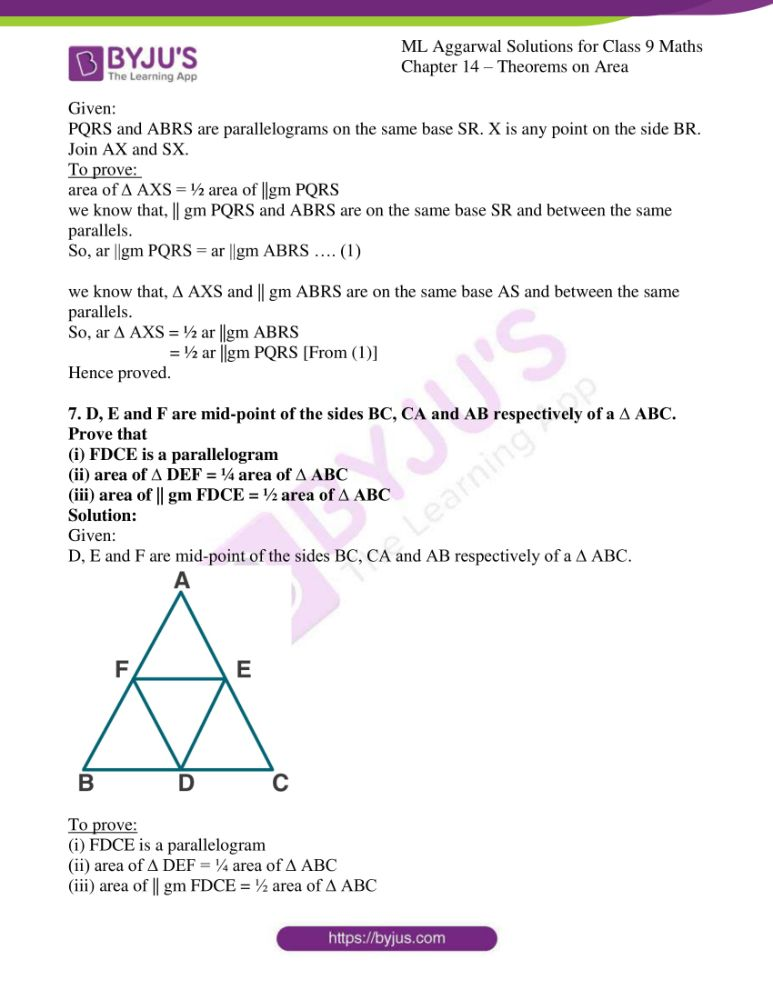ml aggarwal solutions for class 9 maths chapter 14 08