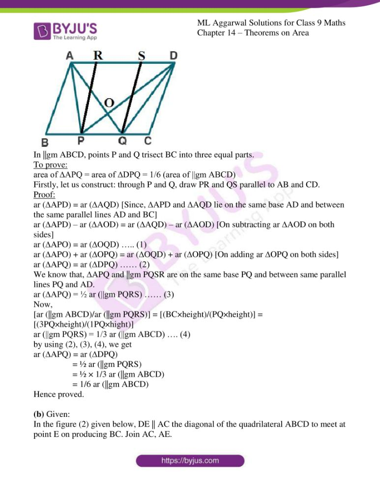 ml aggarwal solutions for class 9 maths chapter 14 17