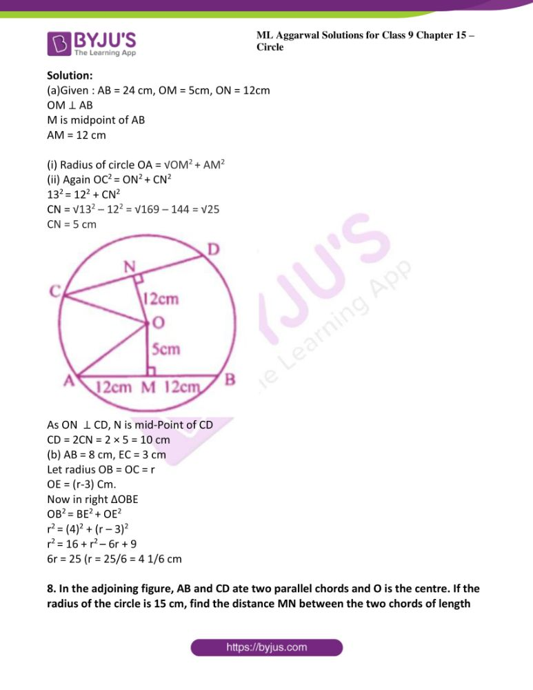 ml aggarwal solutions for class 9 maths chapter 15 09