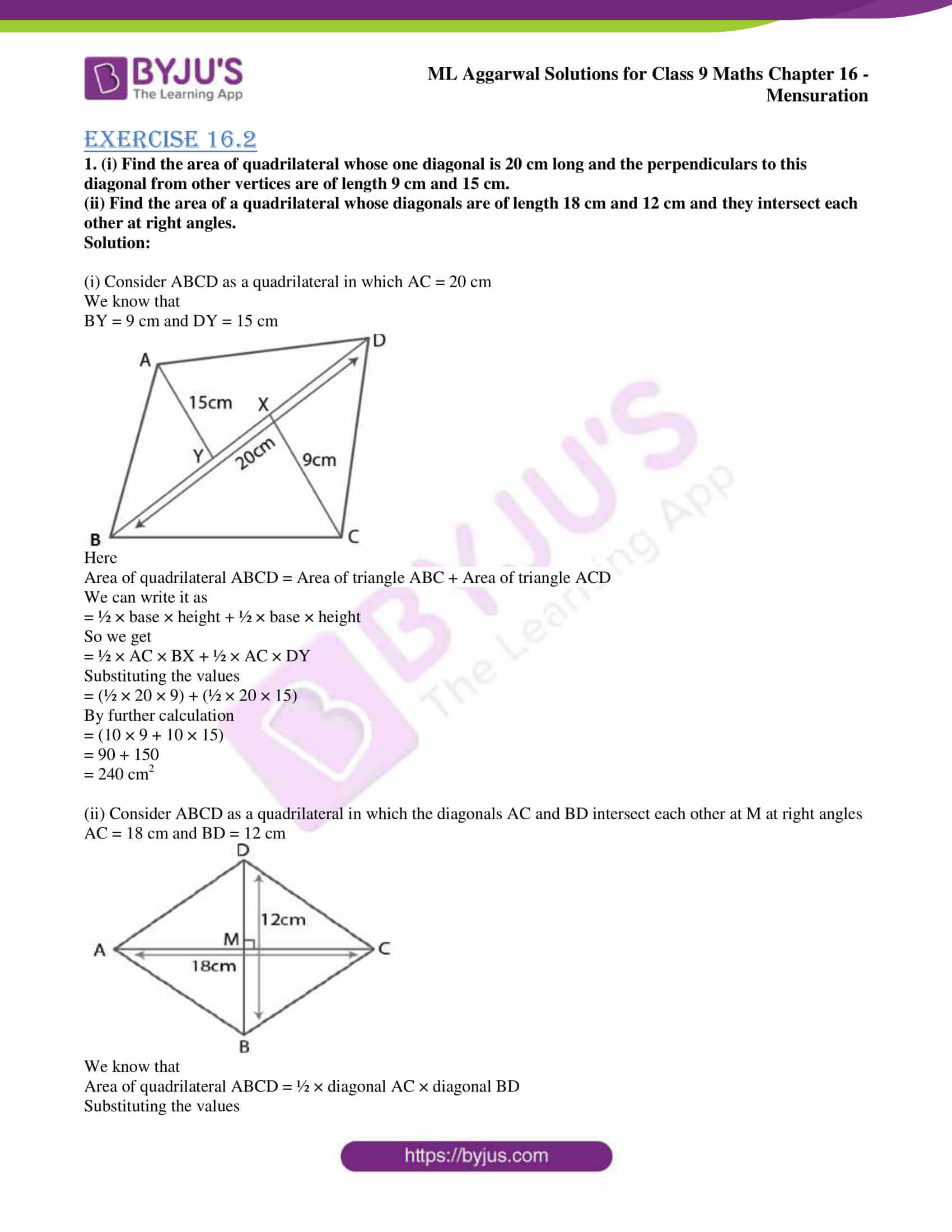 ml aggarwal solutions for class 9 maths chapter 16 023