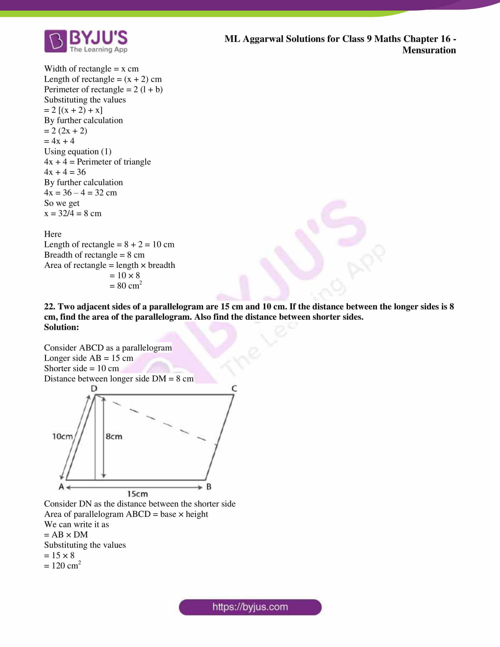 ml aggarwal solutions for class 9 maths chapter 16 045