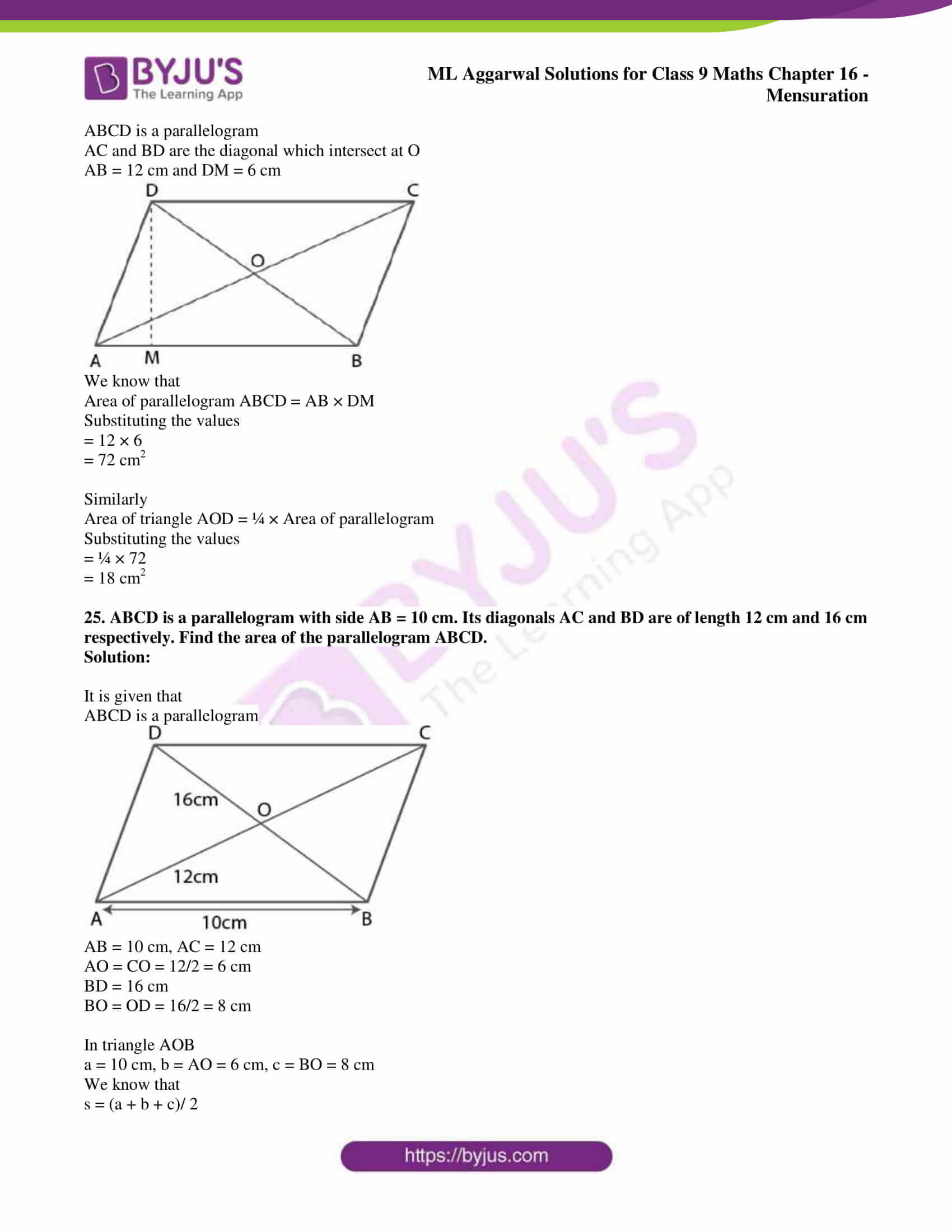 ml aggarwal solutions for class 9 maths chapter 16 048