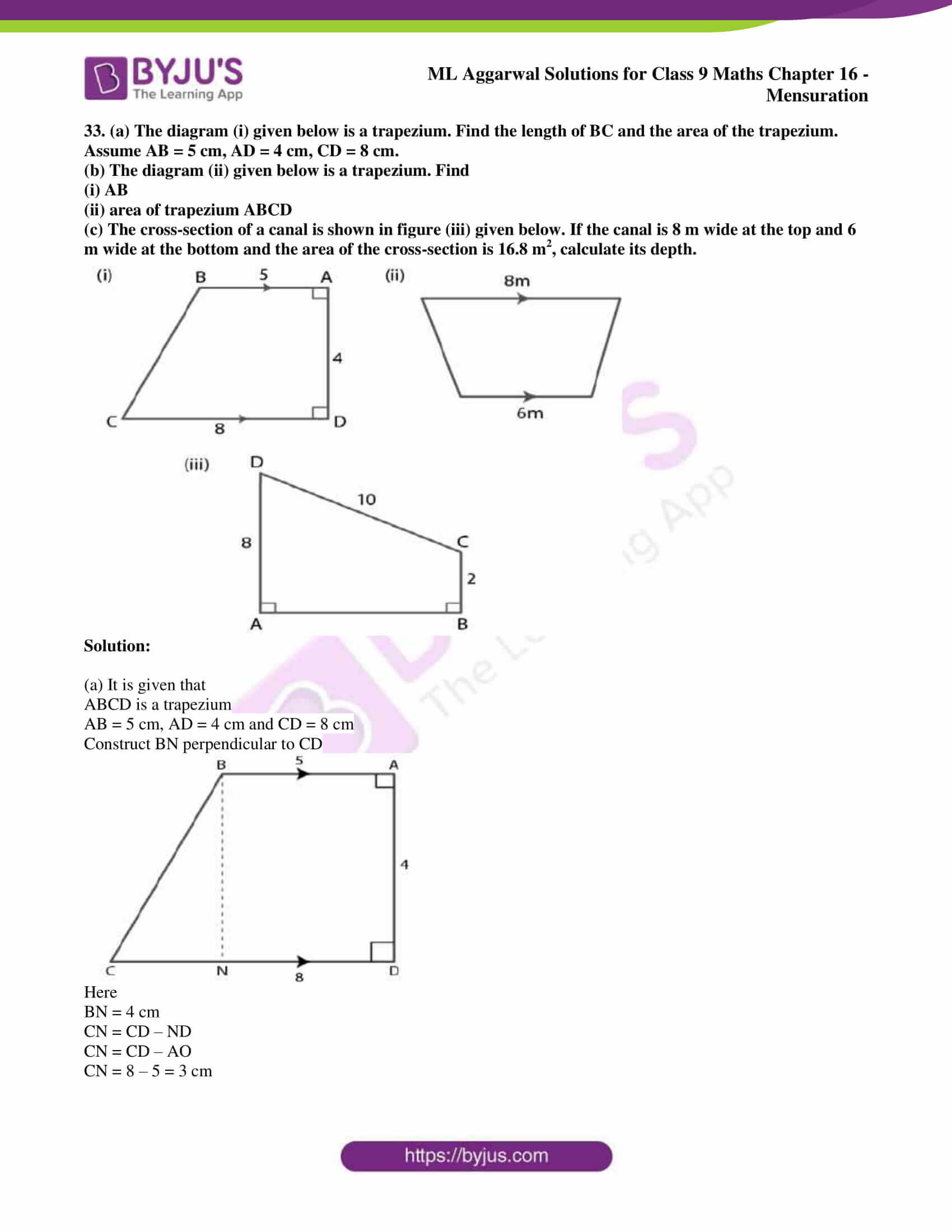 ml aggarwal solutions for class 9 maths chapter 16 054