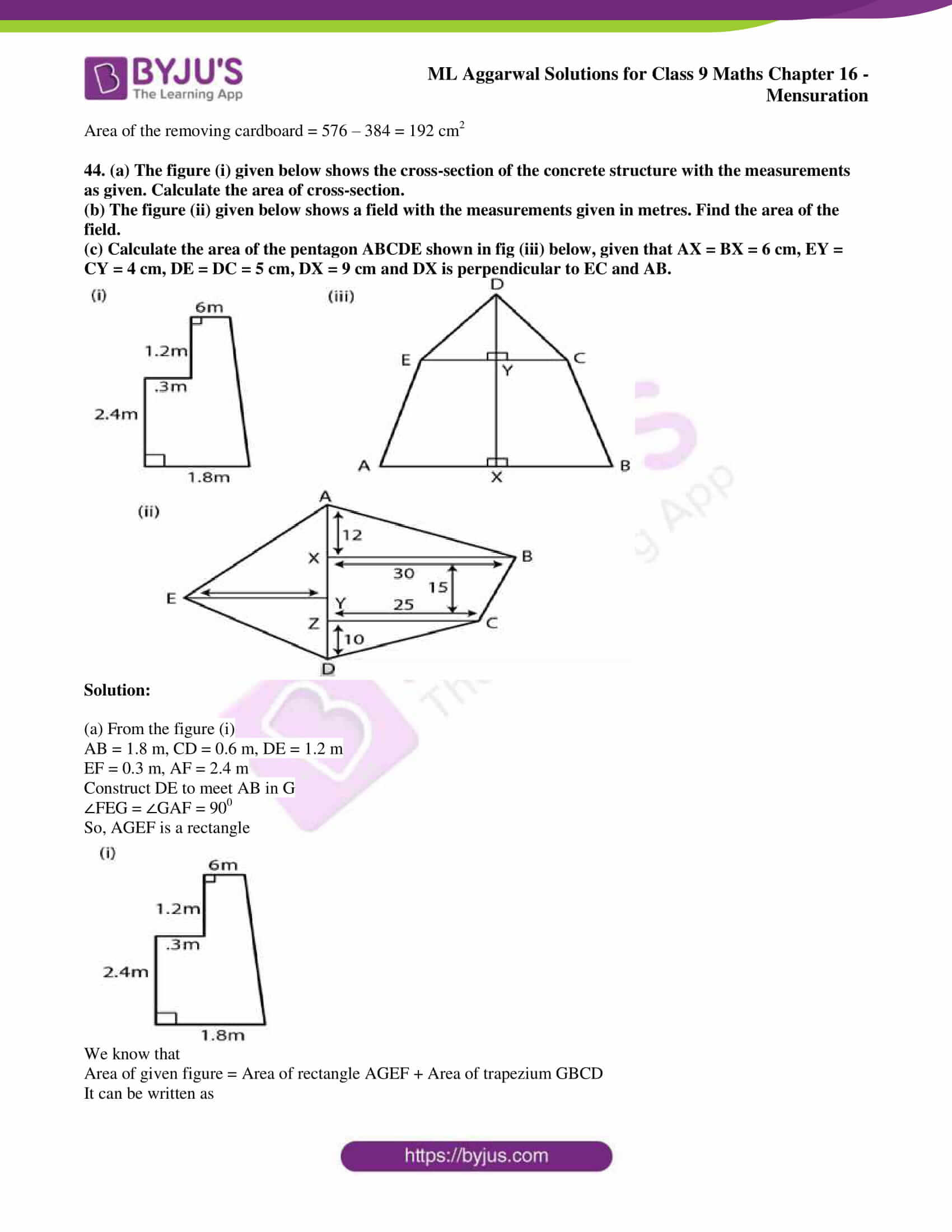 ml aggarwal solutions for class 9 maths chapter 16 067