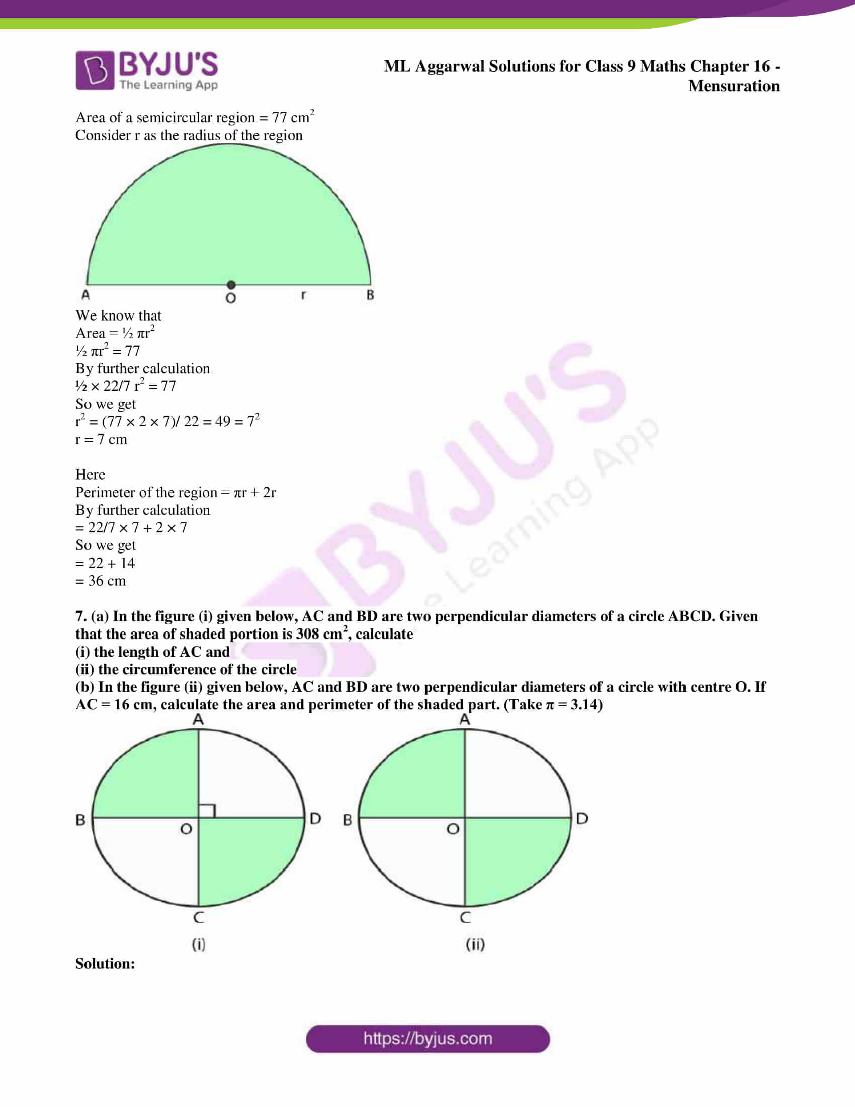 ml aggarwal solutions for class 9 maths chapter 16 076