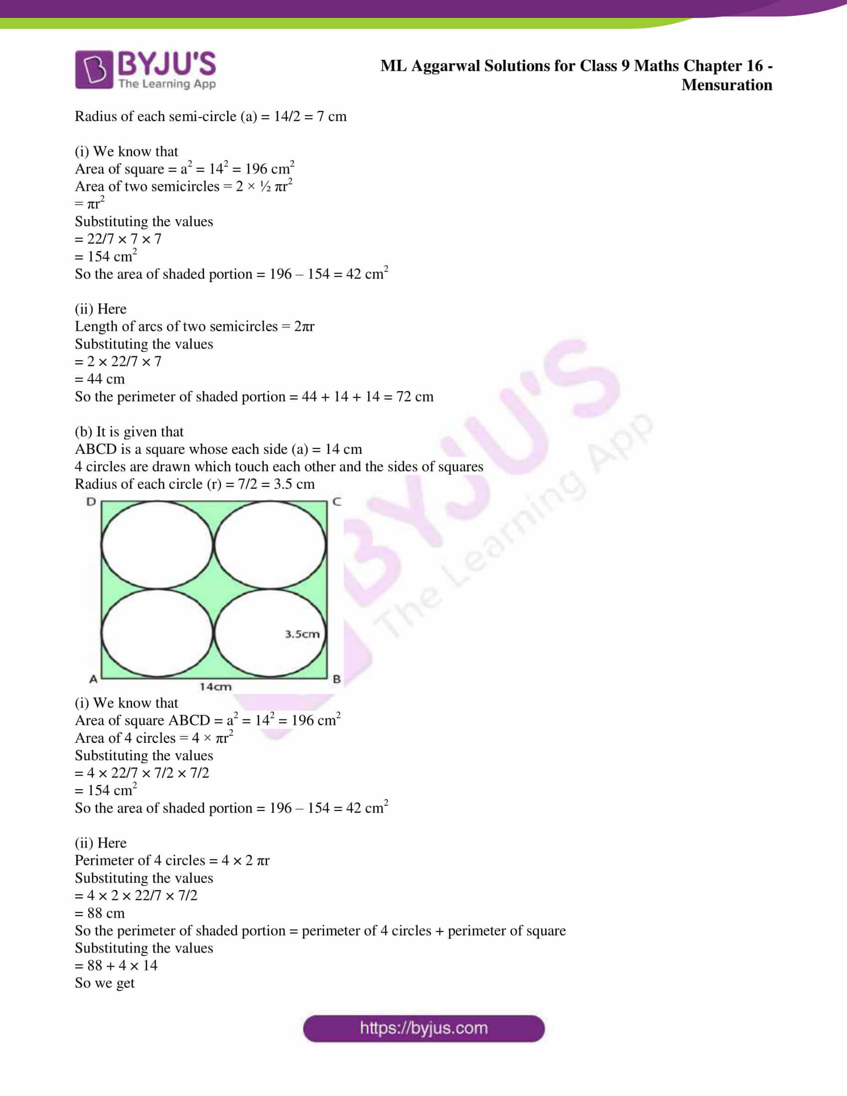 ml aggarwal solutions for class 9 maths chapter 16 086