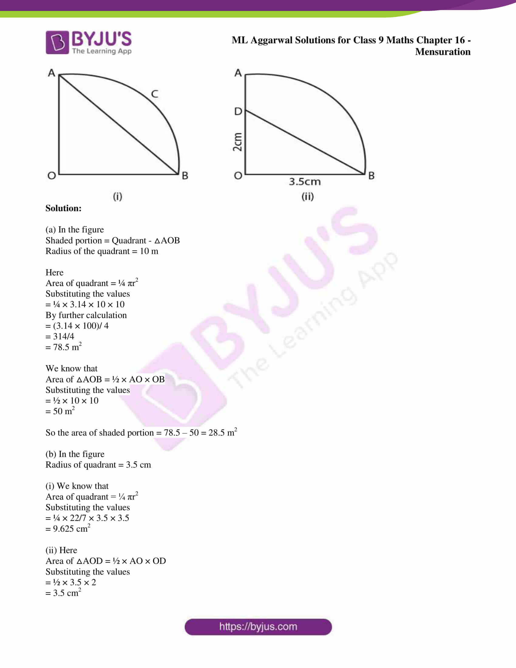 ml aggarwal solutions for class 9 maths chapter 16 089