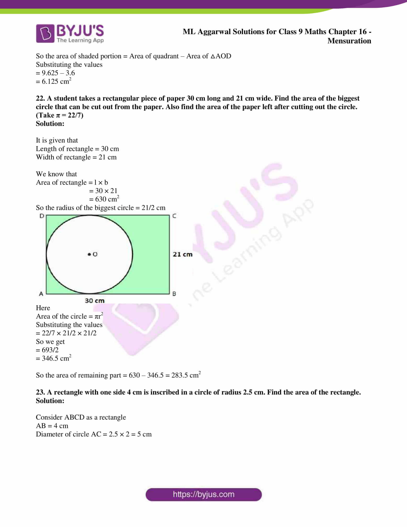 ml aggarwal solutions for class 9 maths chapter 16 090