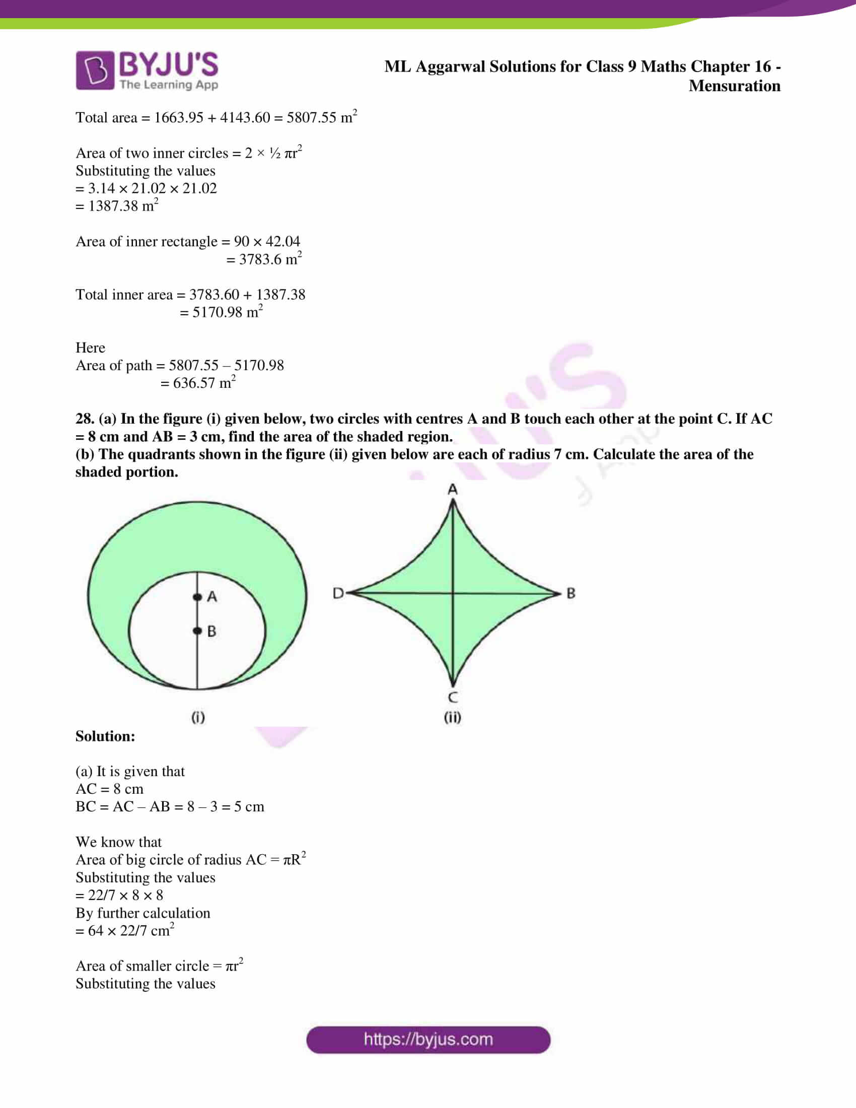 ml aggarwal solutions for class 9 maths chapter 16 097