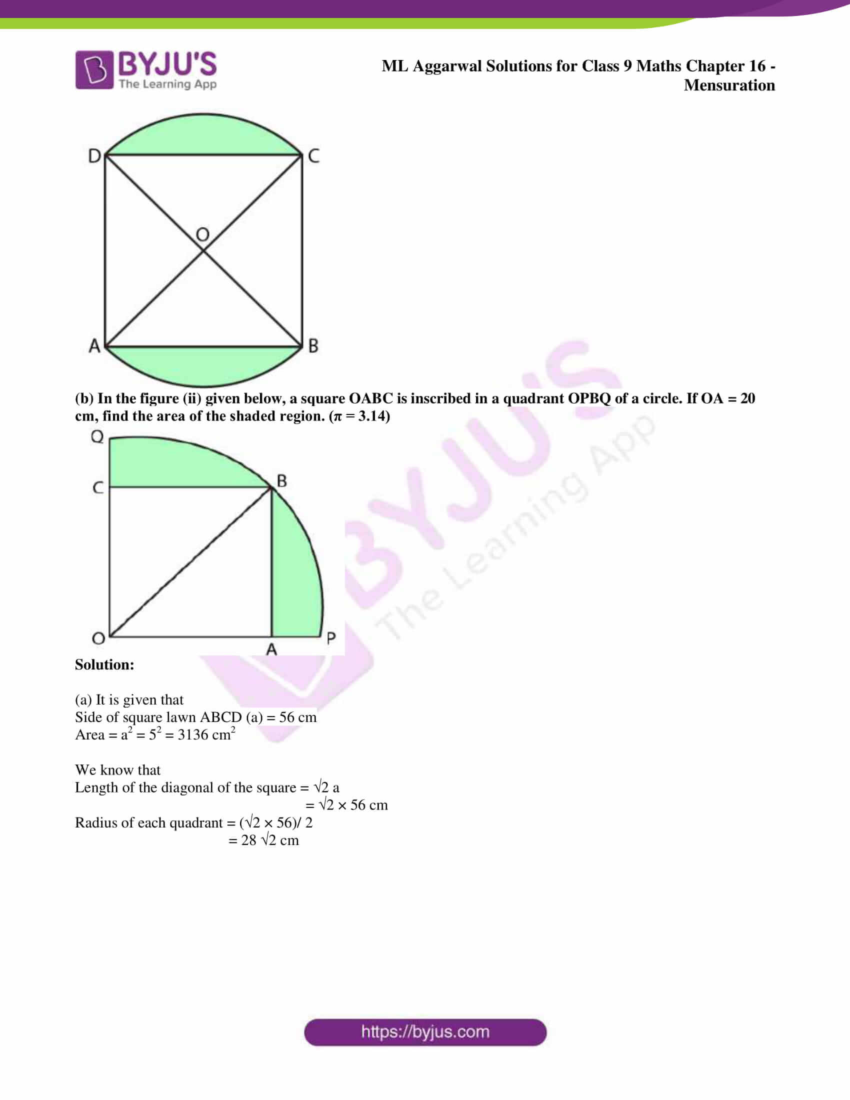 ml aggarwal solutions for class 9 maths chapter 16 099