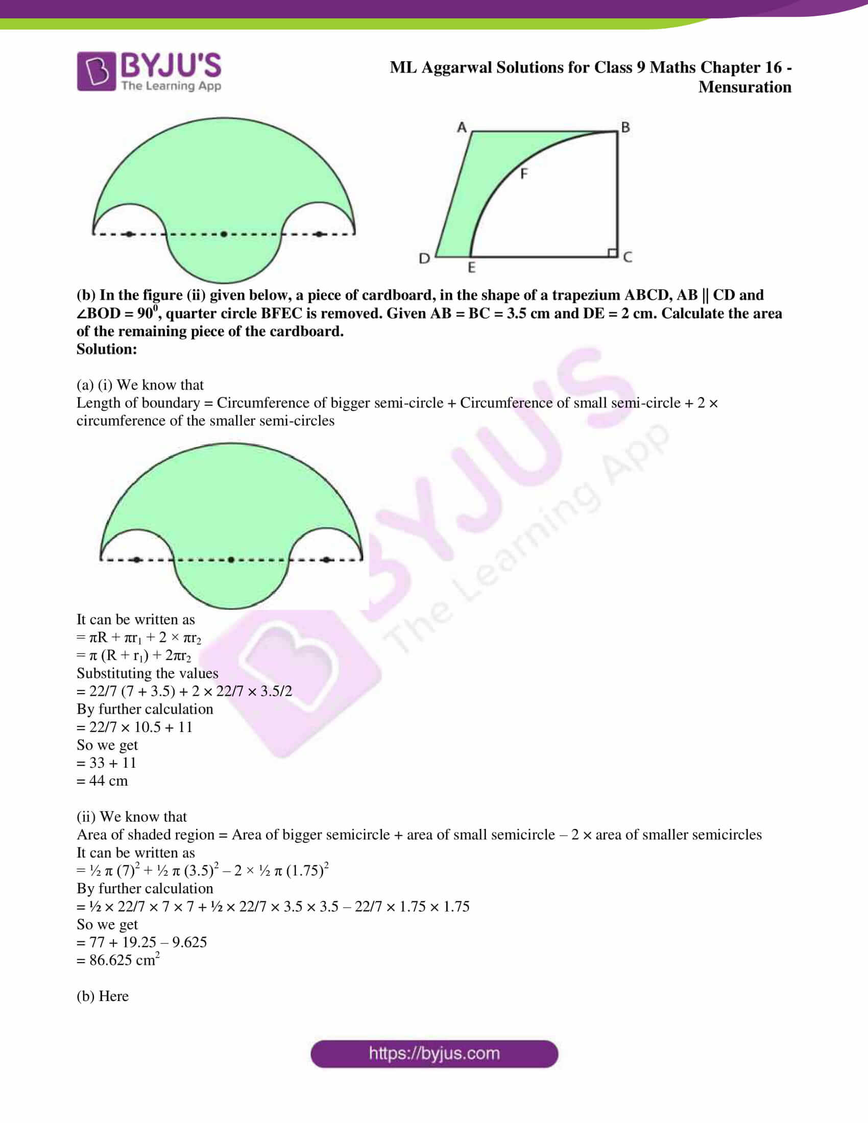 ml aggarwal solutions for class 9 maths chapter 16 108