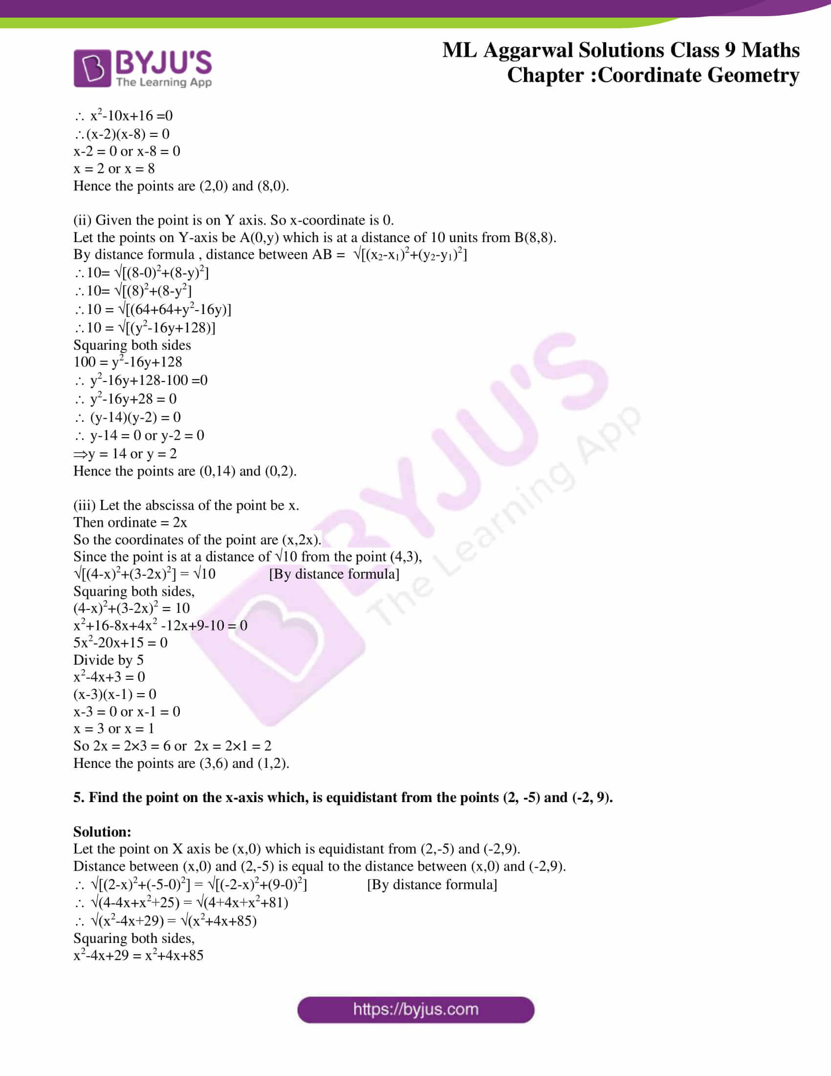 ml aggarwal solutions for class 9 maths chapter 19 46