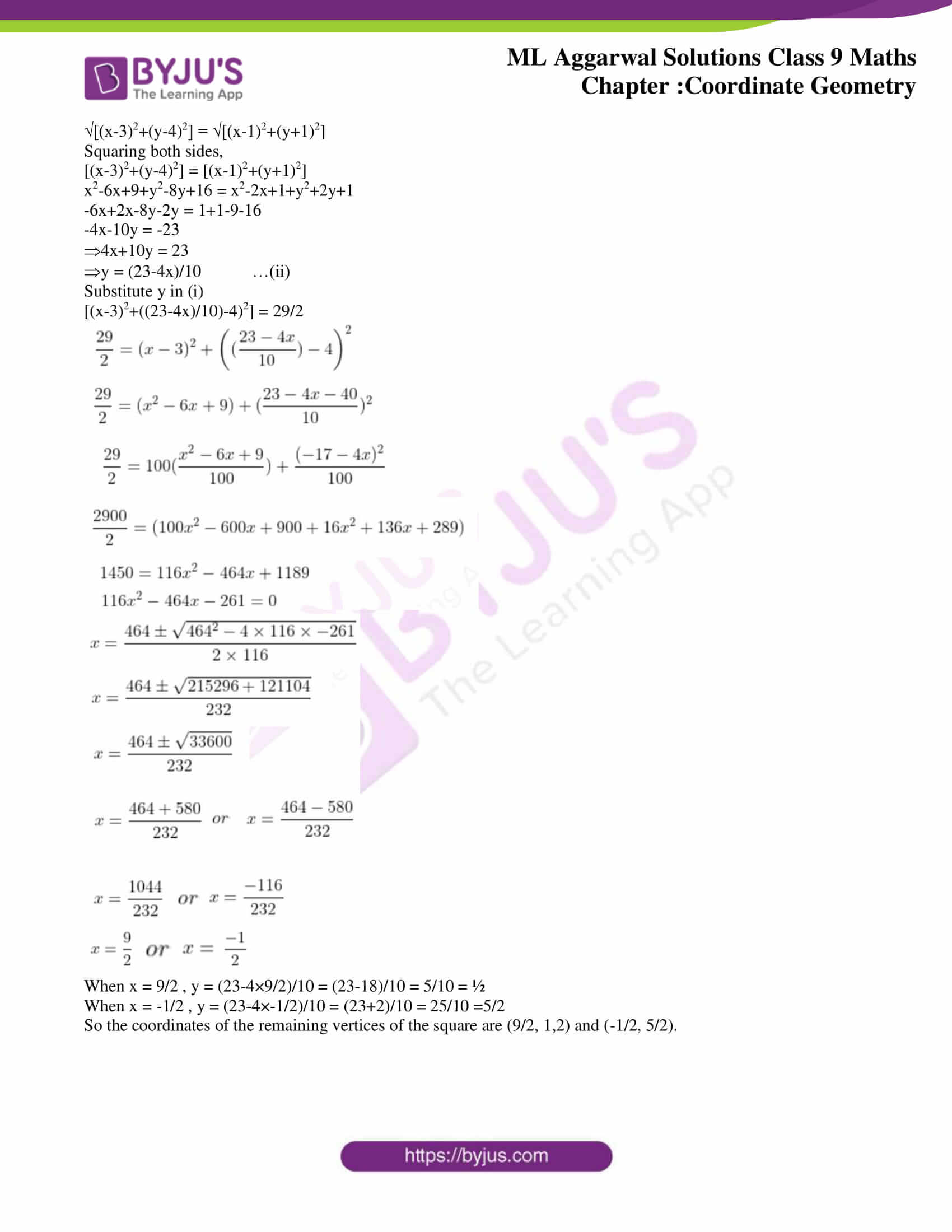 ml aggarwal solutions for class 9 maths chapter 19 60