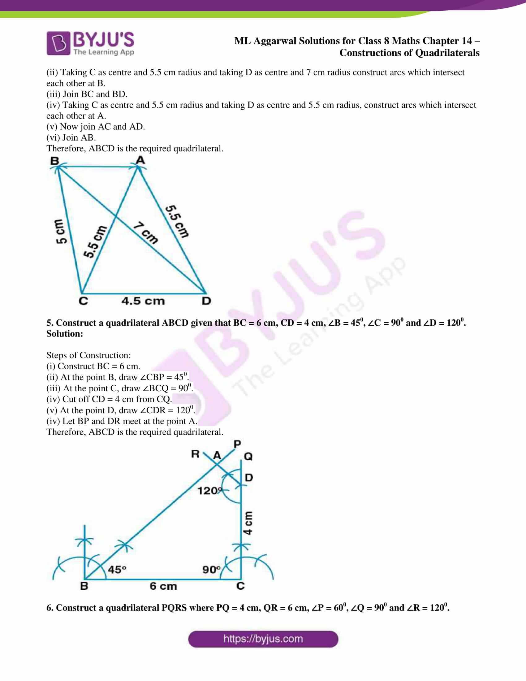 ml aggarwal sol class 7 maths chapter 14 3