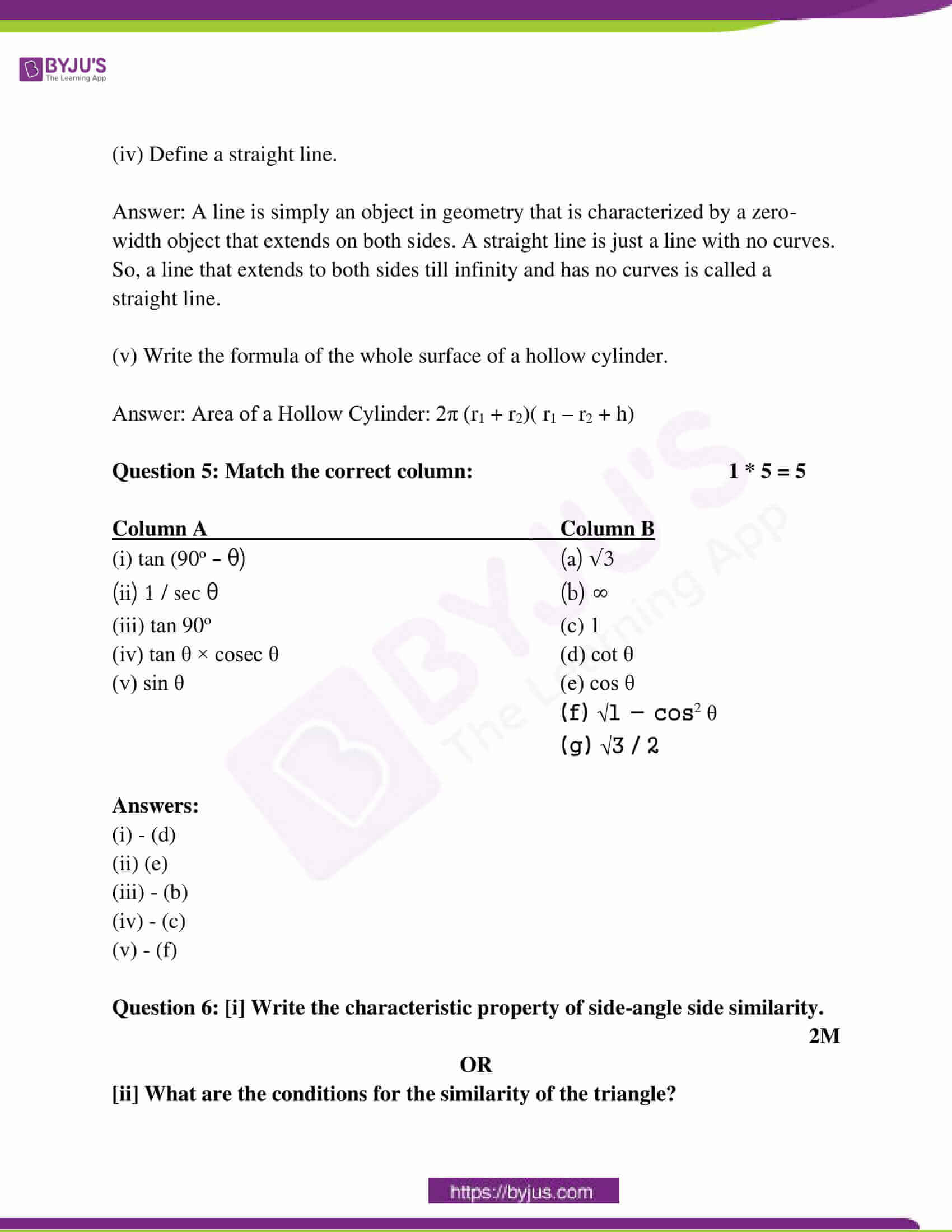 mp class 10 exam question paper with solutions march 2017 03