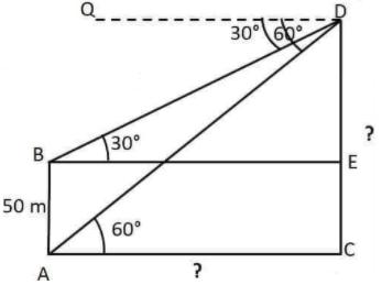 MPBSE Class 10 Maths 2017 QP Solutions Question Number 19ii