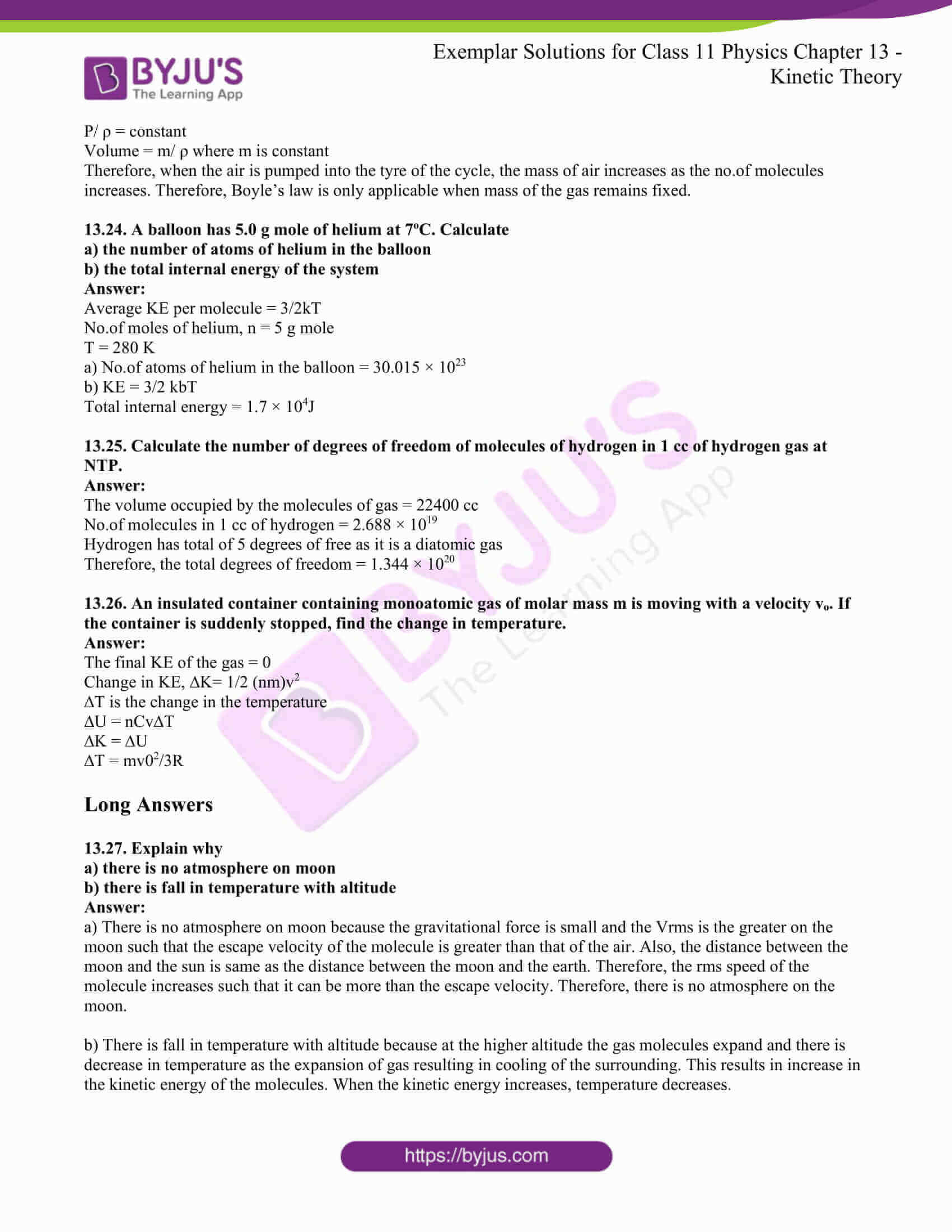 ncert exemplar for class 11 phy chapter 13 09