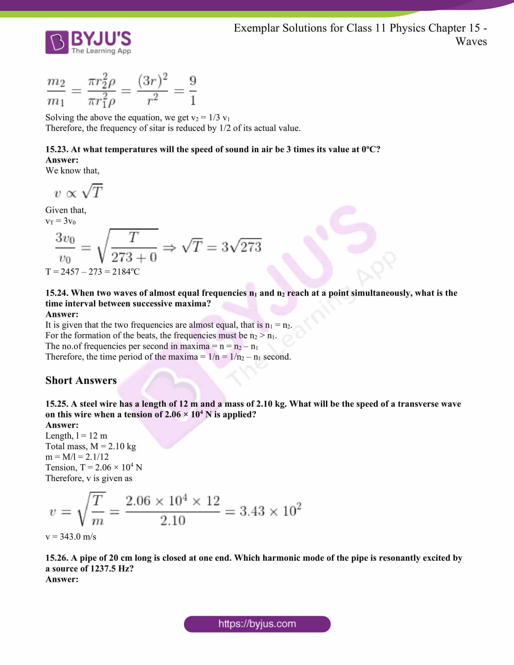 ncert exemplar for class 11 phy chapter 15 09