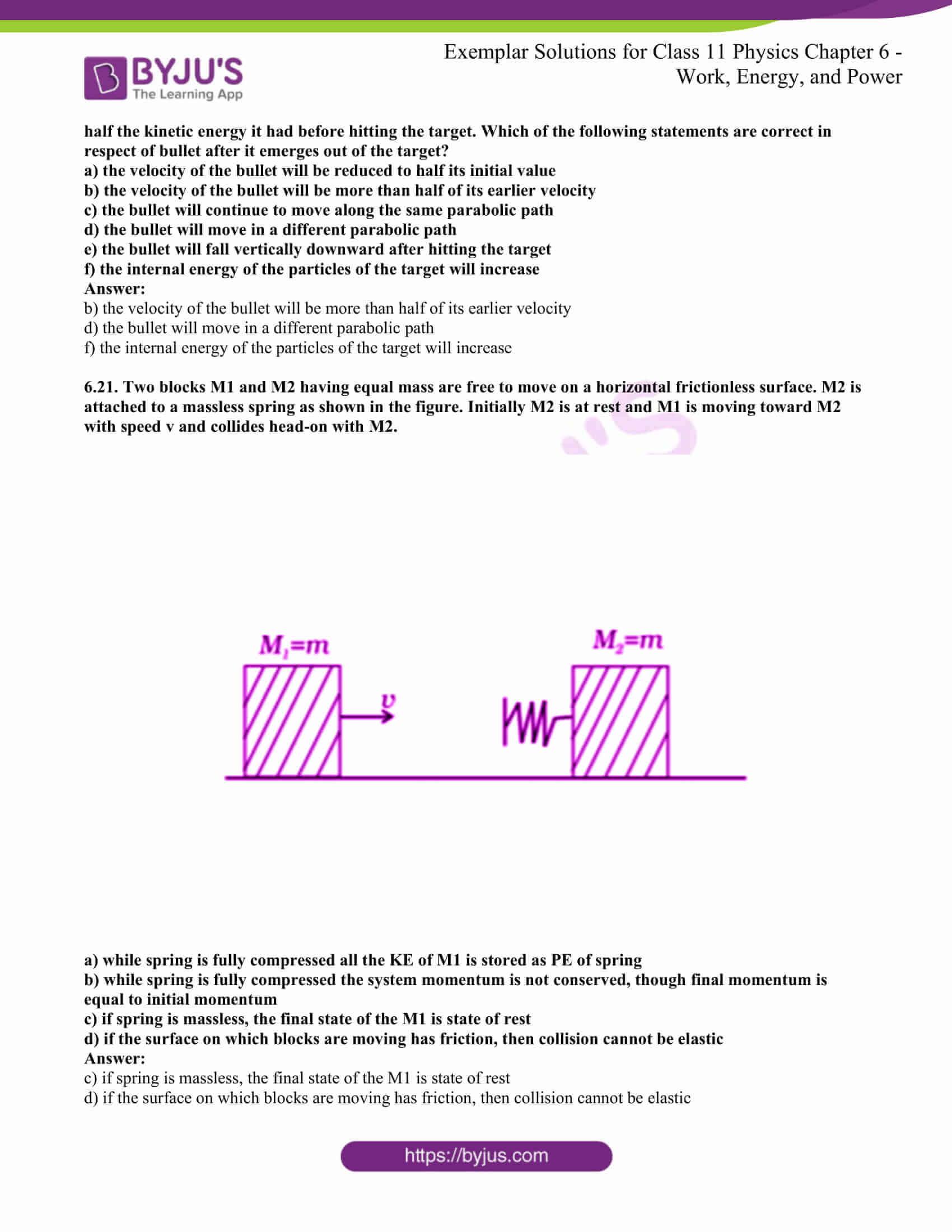 ncert exemplar for class 11 phy chapter 6 13