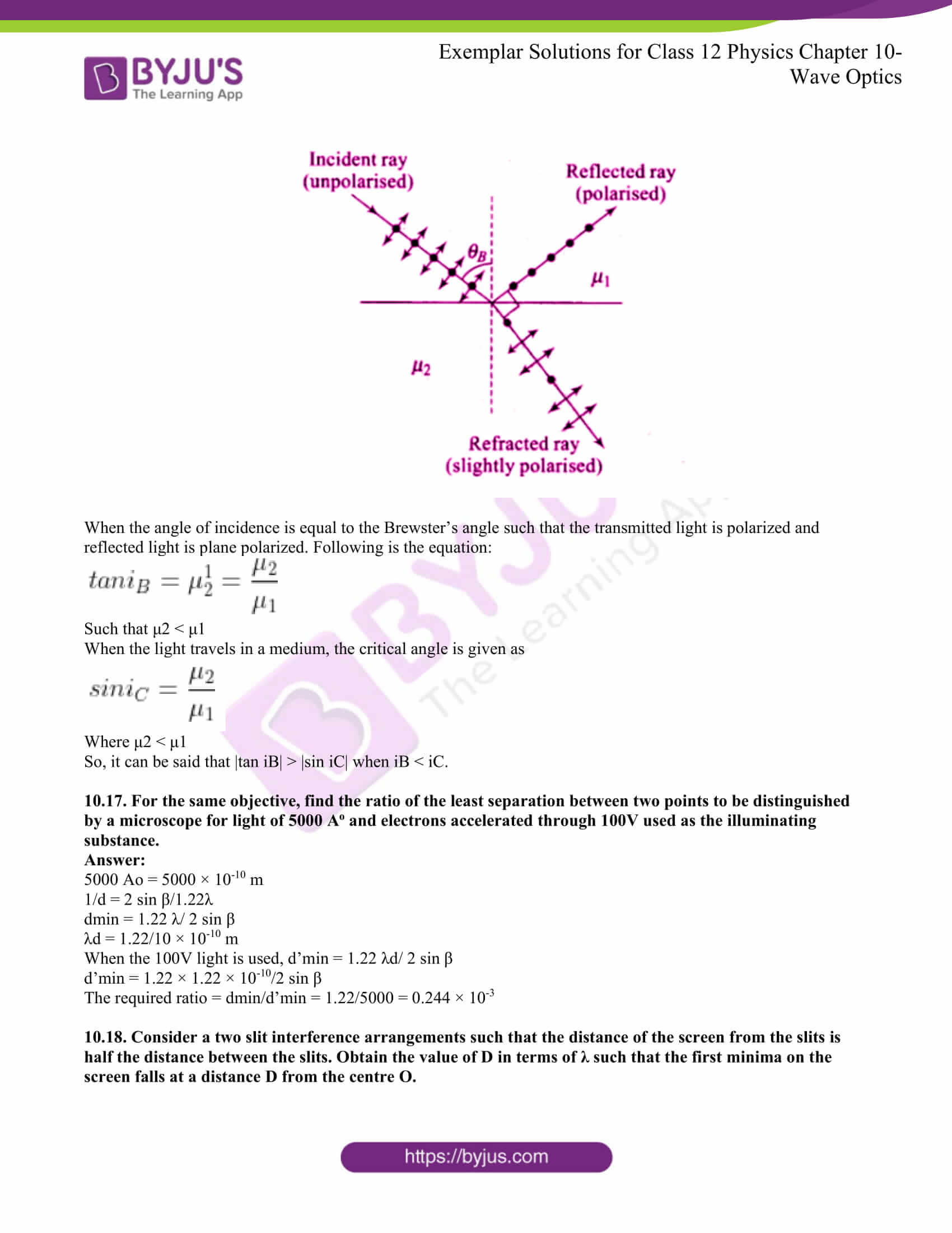 ncert exemplar for class 12 phy chapter 10 09
